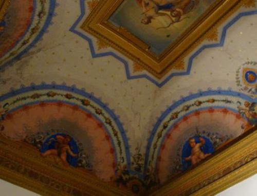 Palazzo Del Drago – Via delle Quattro Fontane – Roma